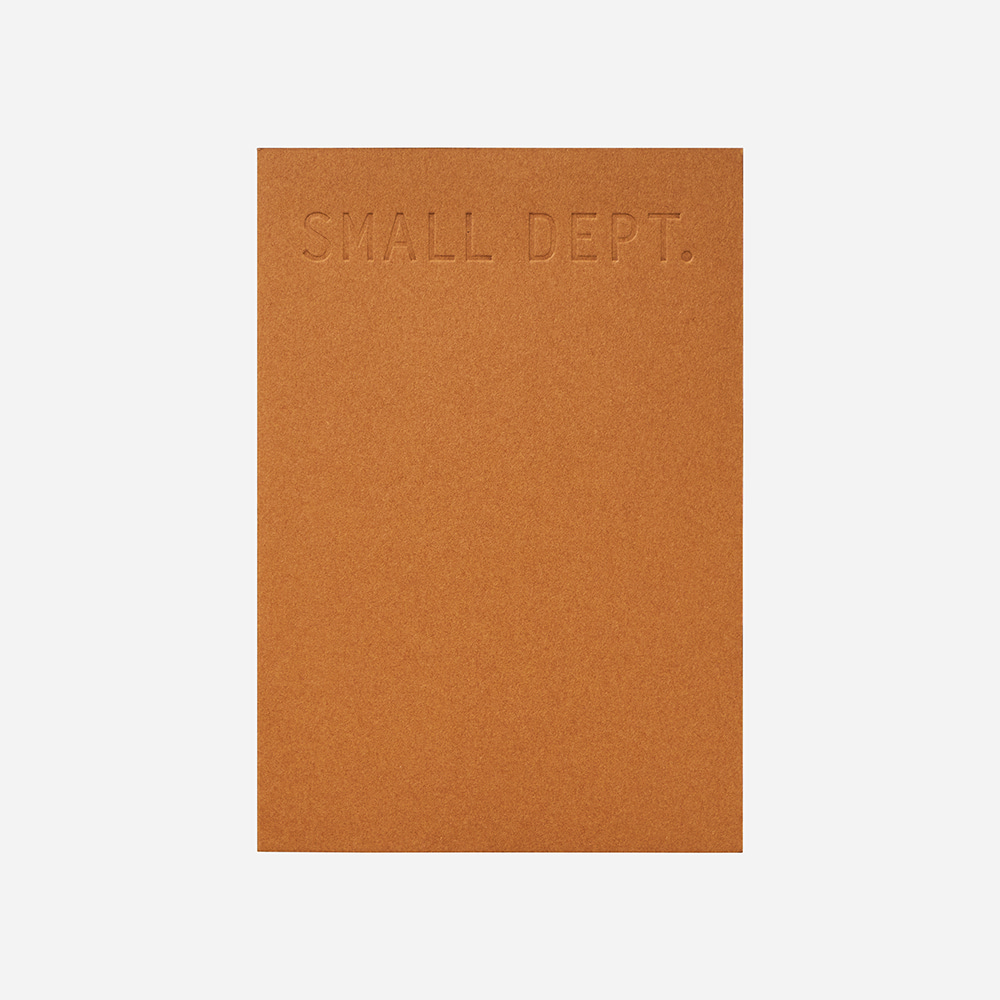 Small dept : planner - Carrot